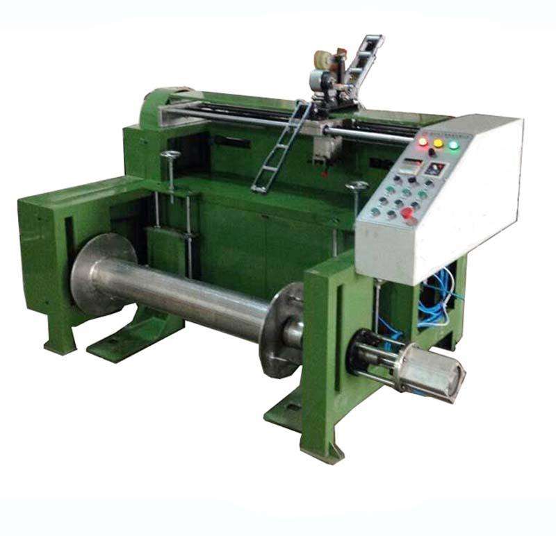 zipper tape rolling machine kinghua zipper machine