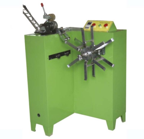 zipper long chain winding machine