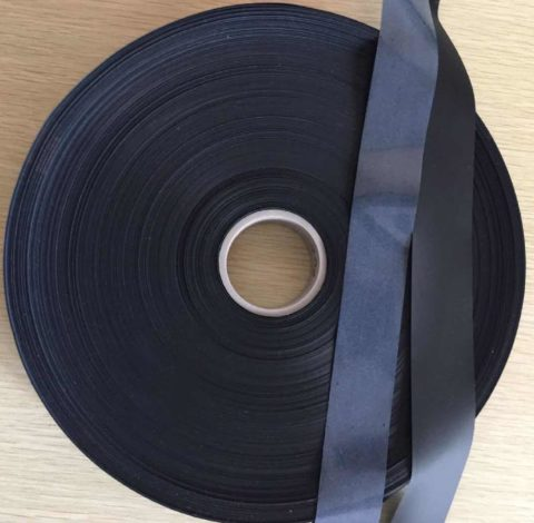 waterproof zipper use pvc tape