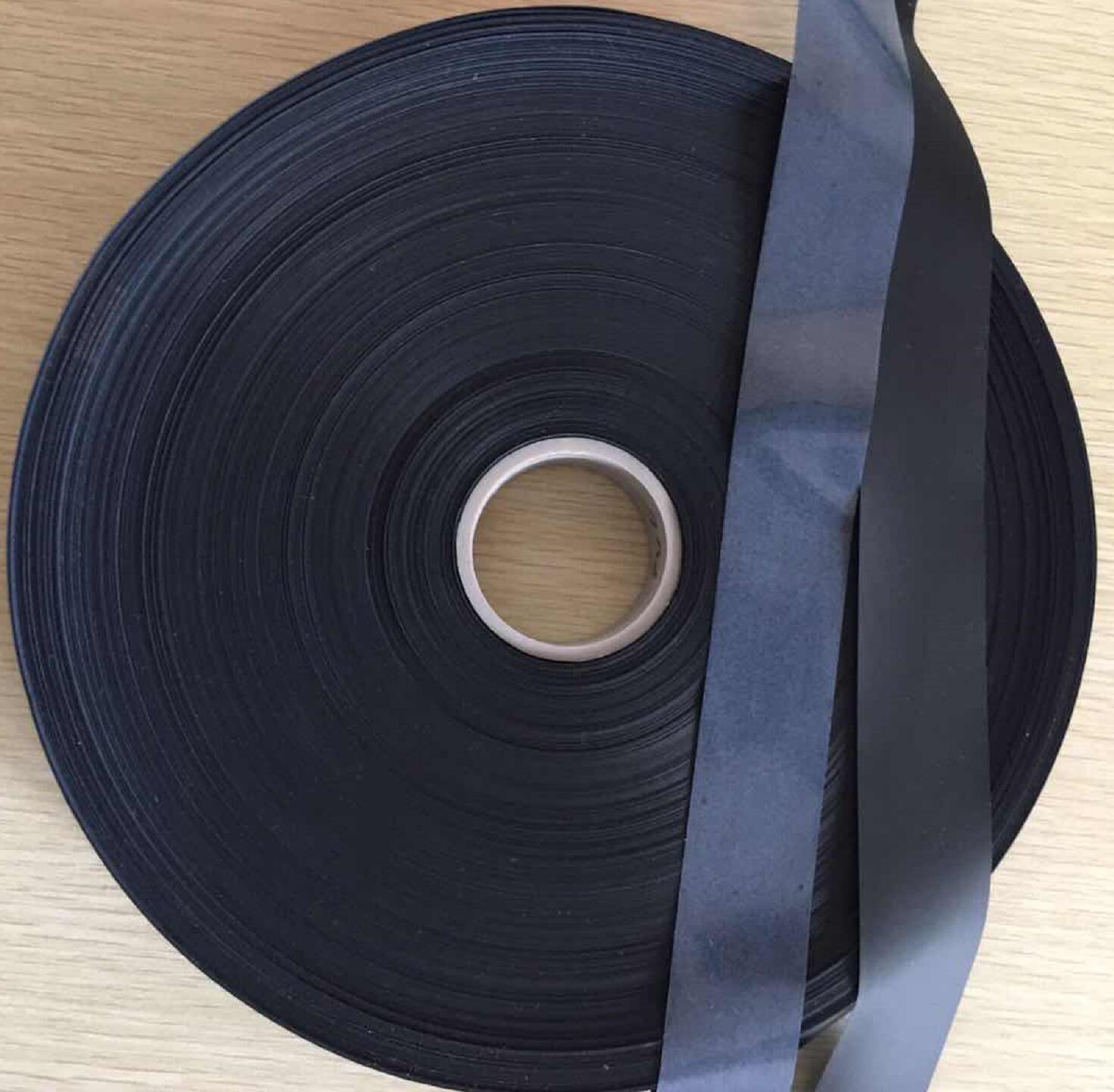 waterproof zipper use pvc tape